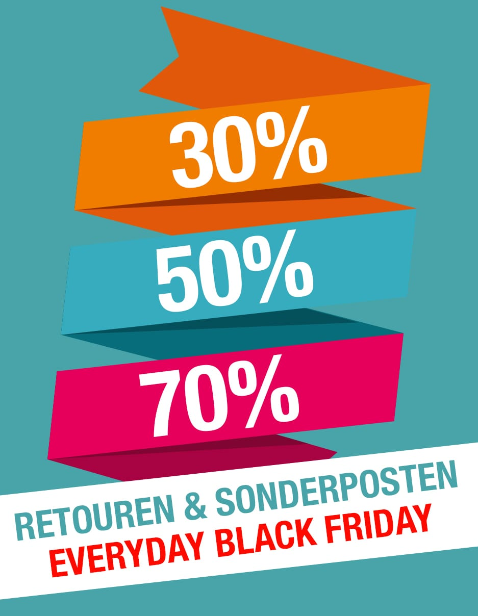 Everyday Black Friday Hettich Technikprofi Angebot Sale